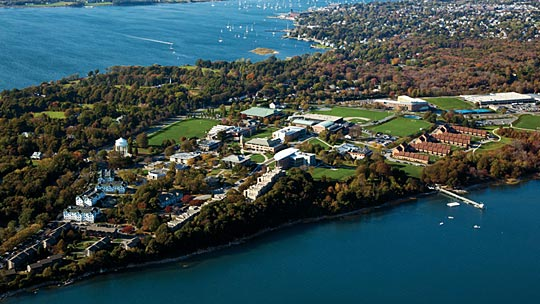 University Of Rhode Island >> College Search