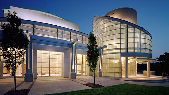 Photo Of University Of North Carolina School Of The Arts