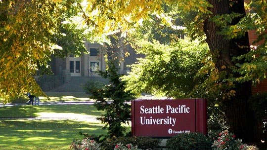 Pacific Lutheran University Campus Map.College Search