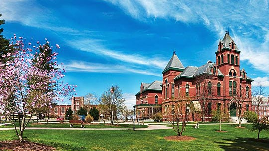 University Of Maine At Machias >> College Search