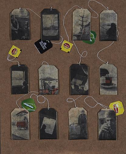Deniz Arikan, Robert College of Istanbul, Turkey — Handmade tea bags