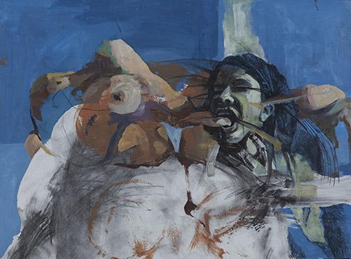 Giselle Beltran, New World School of the Arts, FL — Mixed media