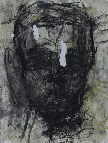 Gaige DeHaven, Conestoga Valley Senior HS, PA — Charcoal, graphite, wax