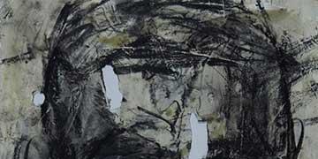 Gaige DeHaven, Conestoga Valley Senior HS, PA—Charcoal, graphite, wax