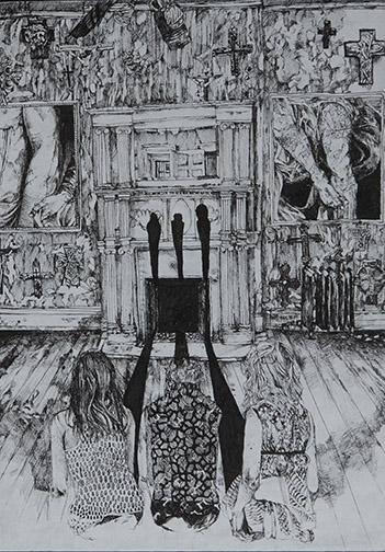 Savanna Judd, Lewis and Clark HS, WA — Ink