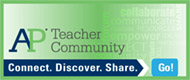 AP Teacher Community - Connect. Discover. Share.
