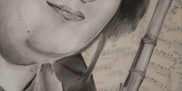 Ashley Dlouhy, Reavis High School, Burbank, Ill.