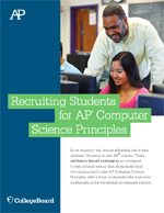 Recruiting Students for AP Computer Science Principles