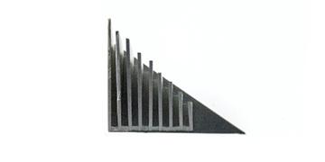 5 x 4 x 5 PVC Board