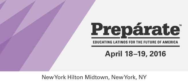 Preparate, Educating Latinos for the Future America