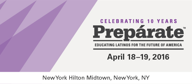 Celebrating 10 Years Preparate, Educating Latinos for the Future America