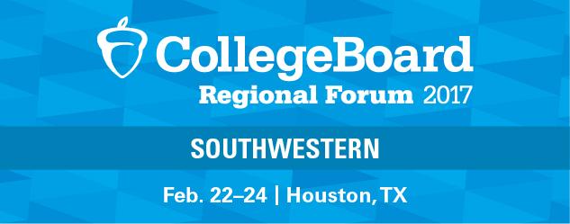 2017 Southwestern Regional Forum | Feb. 22-24, 2017, Houston, TX