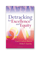 Detracking for Excellence and Equality