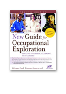 New Guide for Occupational Exploration: Linking Interests, Learning and Careers