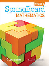 Math grades 68 springboard the college board grade 6 course 1 fandeluxe Choice Image